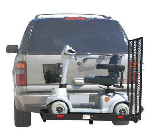 Scooter/Wheelchair Car Carrier
