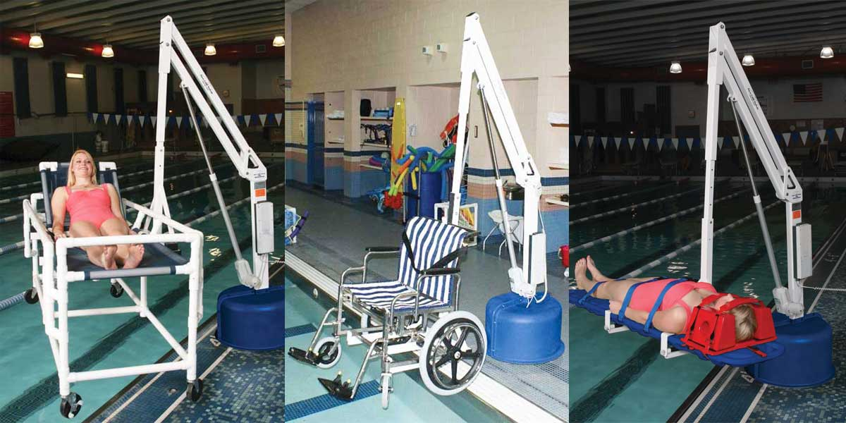 Pool Lift Attachments
