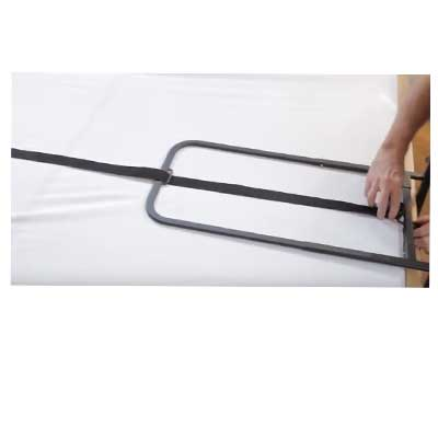 Bed Assist Bar Securing Strap