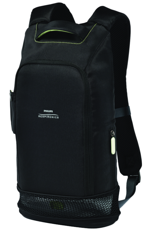 SimplyGo Mini Black Backpack