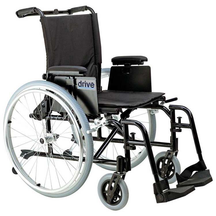 Cougar Ultra Lightweight Wheelchair by Drive