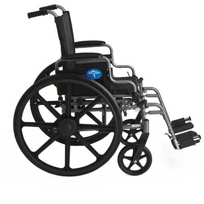 User-Friendly Wheelchair