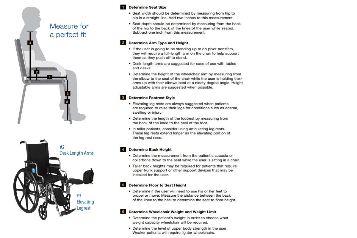 Medline Extra Wide Wheelchair Mds806700 Mds806700fla