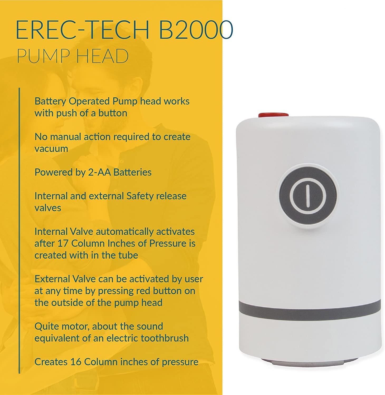 Erec-Tech Pump Head B2000