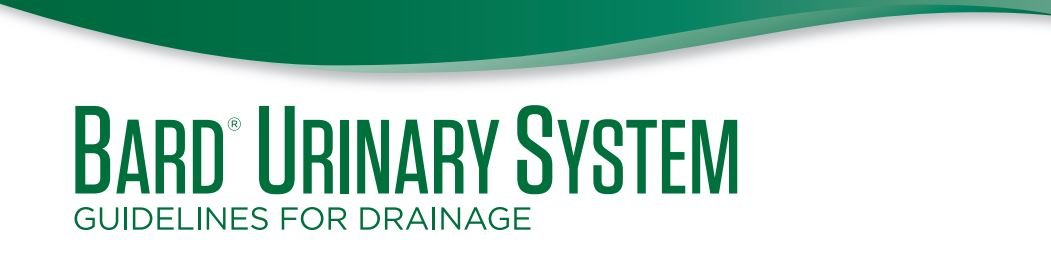 Bard Urinary System Banner
