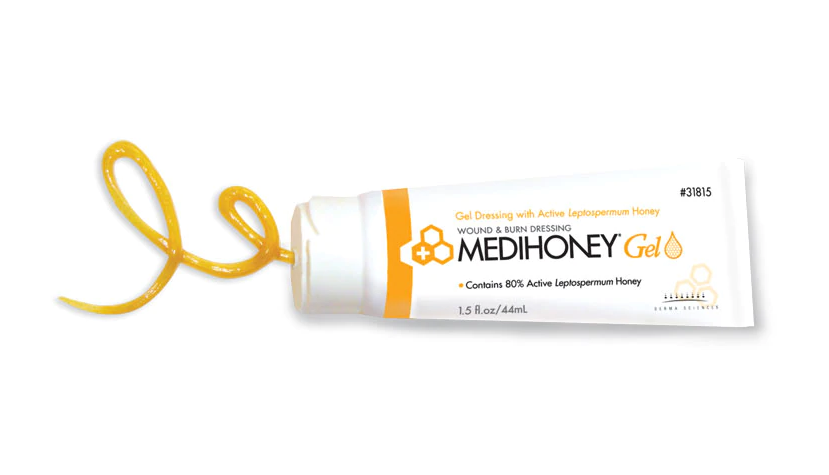 1.5 oz Tube MediHoney