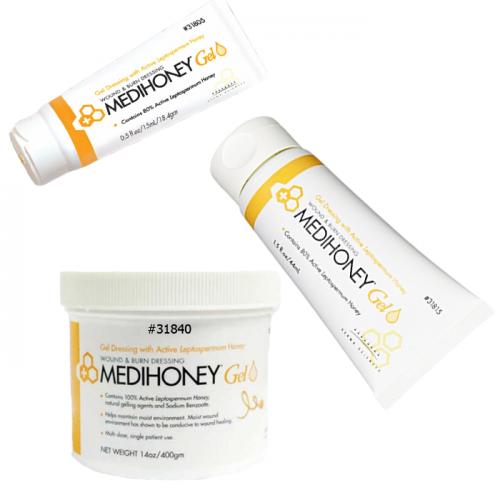 MediHoney Gel Products Family
