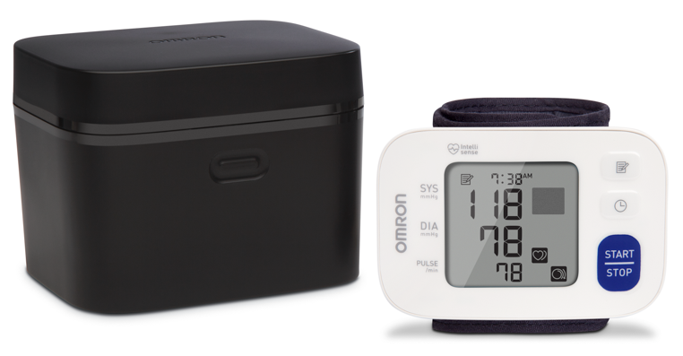 Omron 6100 cuff and case