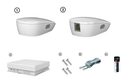 SquareGlow HomeKit Components